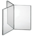 Clear Acrylic Multiple Panel Frames